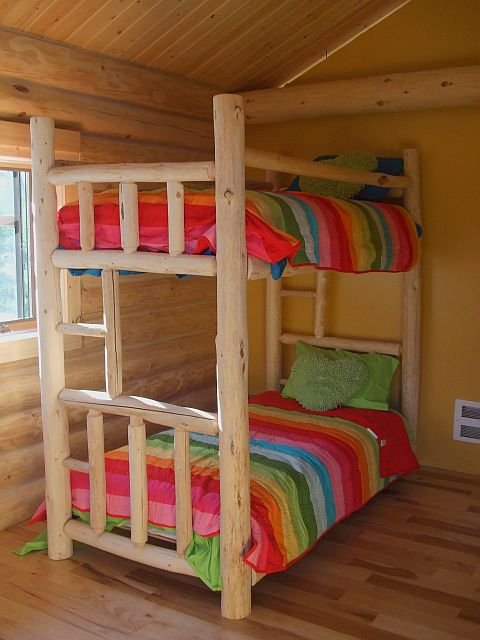 Color Twin Bunk